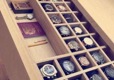 vestidores abiertos en granada relojes complementos