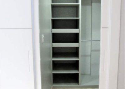 vestidores armarios en habitaciones decuore