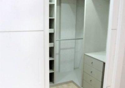 vestidores armarios en habitaciones granada