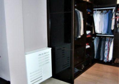 vestidores negros en granada modernos 1