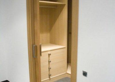vestidores para habitacion pequeña decuore