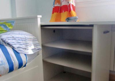 zapatero en dormitorio juvenil escritorio granada