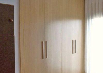 armarios dormitorios juveniles empotrados madera