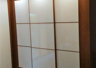 armarios empotrados a medida blanco madera