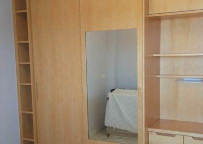 armarios empotrados con escritorio granada