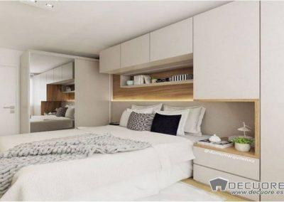 armarios empotrados dormitorios matrimonio blancos
