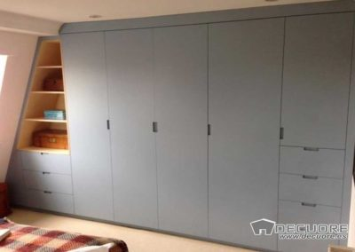 armarios empotrados para dormitorios matrimonio decuore