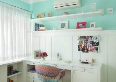 dormitorios juveniles con suelo laminado decuore