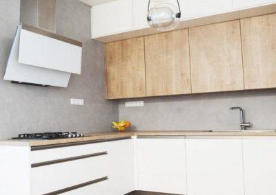 suelos de madera para la cocina en granada