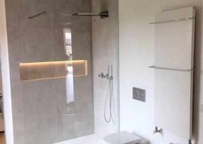 suelos de tarimas para los baños colocados granada