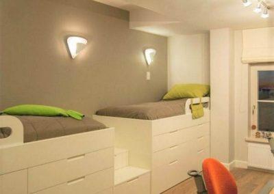 tarimas y dormitorios en granada